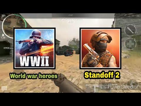 Эта игра круче Standoff 2? Обзор онлайн стрелялки World War Heroes (WWH)