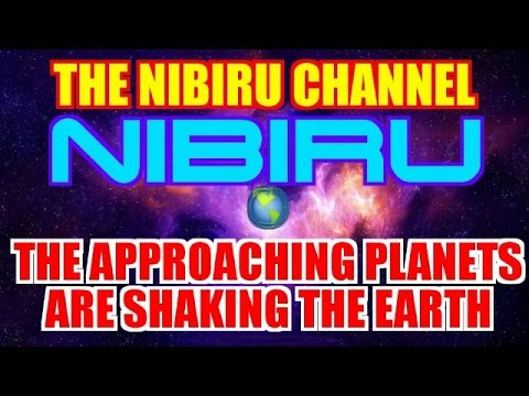 NIBIRU 🌎 PLANET X 🔴 The approaching planets are shaking the Earth