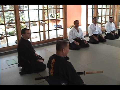 Seminario Iaido Iaijutsu Komei Juku CHILE.avi