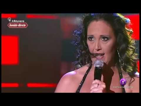 A Tu Vera. Actuación de  Mari Luz. 26.04.15