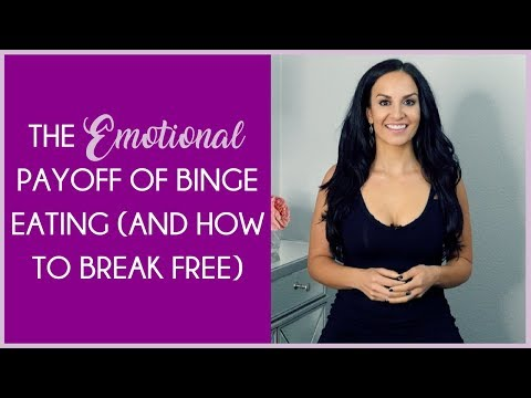 The Emotional Payoff of Binge Eating (and how to break free)