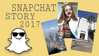 SNAPCHAT STORY 2017