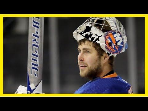 Aktuelle Nachrichten | NHL: Eishockey-Nationaltorhüter Thomas Greiss siegt mit den New York Islan...