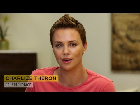 TOMS x Charlize Theron Africa Outreach Project