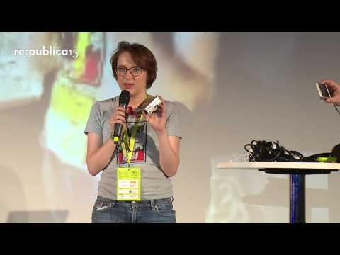 re:publica 2015 – Kathrin Passig, Anne Schüßler et al: Das kleine Technikmuseum on YouTube