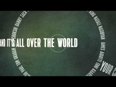 """Above & Beyond feat. Alex Vargas """"All Over The World"""" (Official Lyric Video)"""
