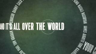 "Above & Beyond feat. Alex Vargas ""All Over The World"" (Official Lyric Video)"