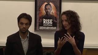 Rise Of Jordan Peterson @ Lafayette, Q&A With Filmmakers