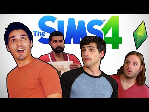 THE SIMS 4 IN REAL LIFE from YouTube · Duration:  4 minutes 52 seconds