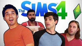 THE SIMS 4 IN REAL LIFE(, 2014-09-17T17:00:09.000Z)