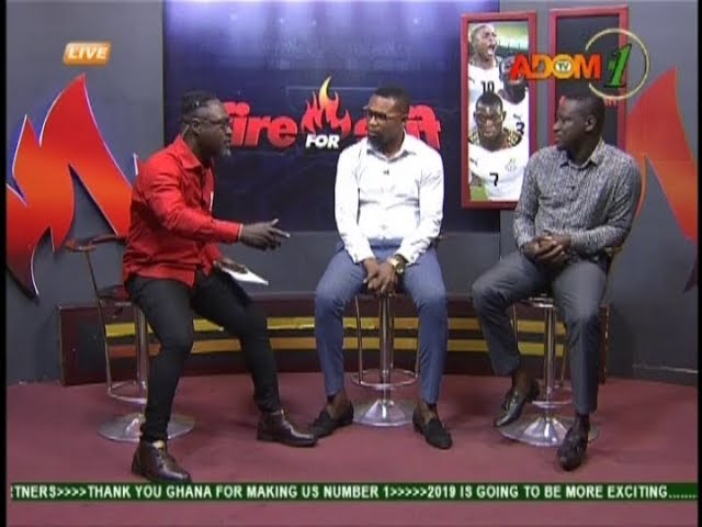 Commentary Position - Fire 4 Fire on Adom TV (18-2-19)