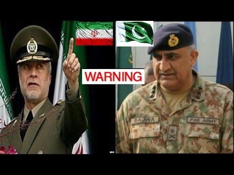 Iranian army chief warns Pakistan of a surgical strike ...