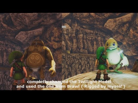 Unreal Engine 4  Zelda Ocarina Of Time  2 Year Development