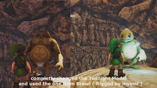 Unreal Engine 4 - Zelda Ocarina Of Time - 2 Year Development