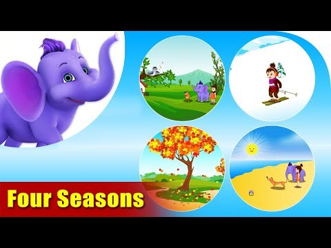 four-seasons-|-learning-song-for-kids-|-4k-|-appu-series