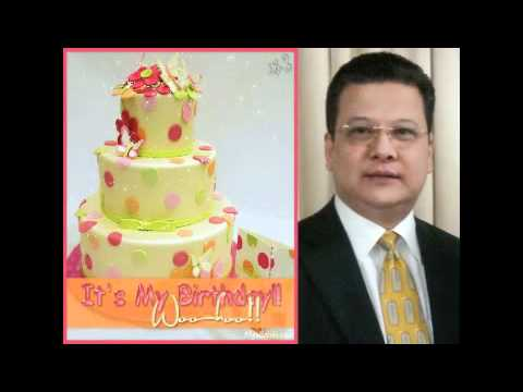 Happy Birthday BroPercival Factor