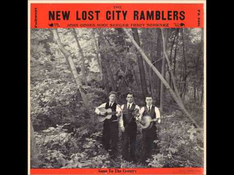 New Lost City Ramblers - Buck Dancer's Choice (1963)