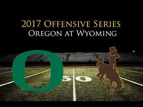 Oregon Offense vs. Wyoming (2017)