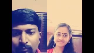 Mumbe va | Smule sing karaoke by Gopika_A and Krishnakumartg