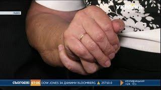 Пара львів'ян відсвяткувала діамантове весілля