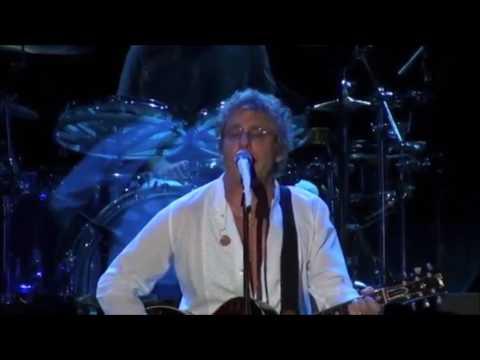 Roger Daltrey - Behind Blue Eyes (Live)