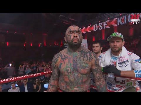 Full fight: Marcin RÓŻALSKI vs Peter GRAHAM | DSF Kickboxing Challenge 14
