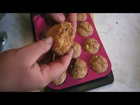 Apple and cinnamon muffins - Recipe