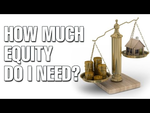 How Much Of A Deposit Do I Need When Accessing Equity To Purchase An Investment Property (Ep215)