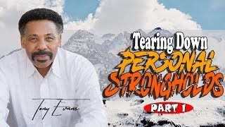 Download Mp3 Tony Evans - Tearing Down Personal Strongholds, Part 1 - The Alternative Radio O