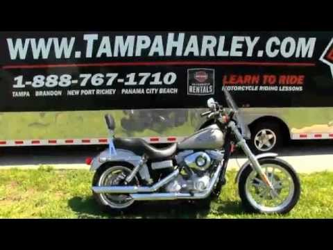 2008 FXD DYNA SUPER GLIDE HARLEY-DAVIDSON FOR SALE IN BRANDON FLORIDA