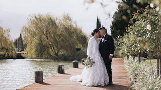 Windmill Gardens Reception | Wedding Highlights | Charlene and Rodney | Silver Arrow Films