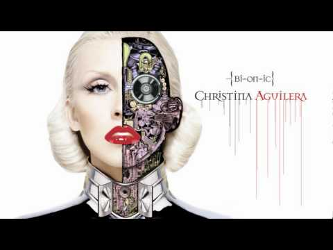 Christina Aguilera - 1. Bionic (Deluxe Edition Album Version)