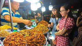 Thánh bán hải sản Rim me cực hài hước vui tính ở chợ đêm Vũng Tàu