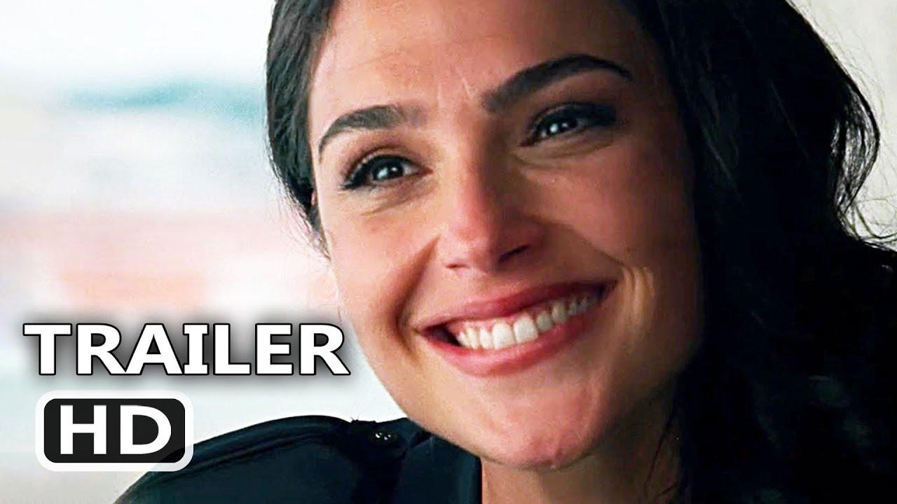 Wonder Woman 1984 Trailer New 2020 Wonder Woman 2 Gal Gadot Action Movie Youtube