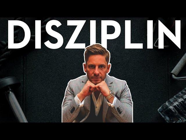 DISZIPLIN - 5 Shortcuts, wie Du eine eine eiserne Disziplin und Willensstärke entwickelst.