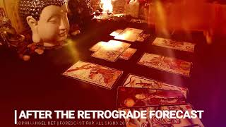 CANCER AFTER THE RETROGRADE FORECAST AUGUST 2019 THE R GHT ONE  S F NALLY COM NG YOUR WAY