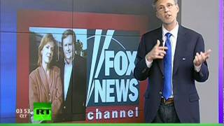 Thom Hartmann: Why Fox News has the Right to Lie to Us