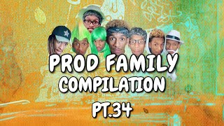 PROD FAMILY | COMPILATION 34 - | PROD.OG VIRAL TIKTOKS | FAMILY COMEDY | SERIES 2020 | LAUGH BINGE