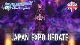 Video de Sword Art Online - Japan Expo Update (Japan Expo Trailer) (English)