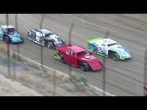 Desert Thunder Raceway Sport Mod Heat Races 4/27/18