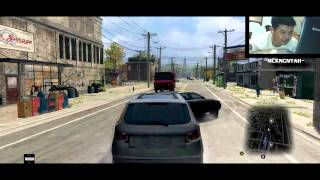 Watch Dog Gameplay [ Normal Graphic ] [ Lenovo G410 ] by Rendy