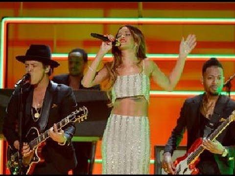 Rihanna, Sting, Bruno Mars Perform Bob Marley Tribute Grammys 2013 Recap