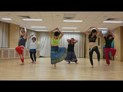 Ghoomar - Padmovati /Choreographed by Master Satya Danz