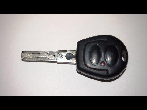 Не работает ключ Volkswagen Sharan, дистанционное управление