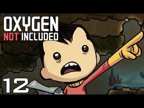 Oxygen Not Included  | Episode 12 - Red Menace [Oxygen Not Included Gameplay Alpha]
