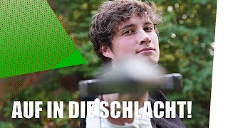 LARP: Überlebt Reyst das Live Action Role Play? | follow me.reports