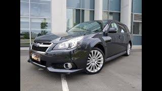 2014 Subaru LEGACY TOURING WAGON 2.5i B Sports
