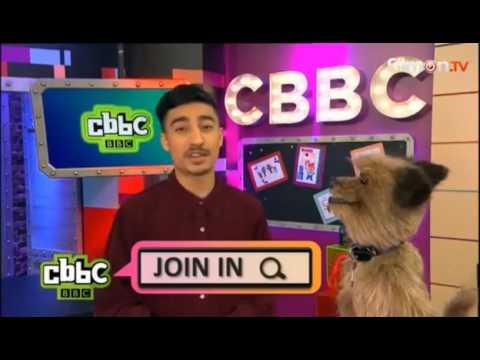 CBBC Channel Closedown - 17/2/2016