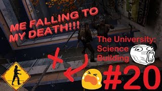 The Last of Us™ Remastered CHAPTER 20 The University: Science Building GAMEPLAY ON PS4 2018 #20