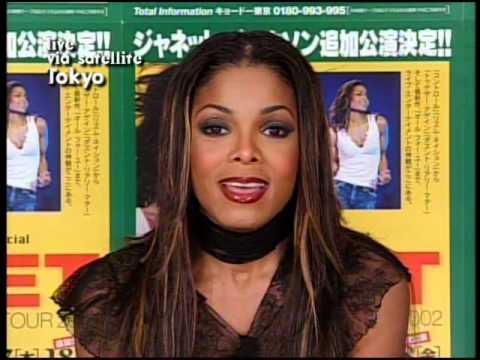 Janet Jackson Wins Pop/Rock Female Artist - AMA 2002